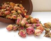 Dried Organic Rose Petals