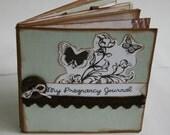 Pregnancy Journal Scrapbook Mini Album