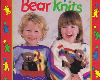 knitting bears 16 sweaters to knit with stories 24 30 inches knitting