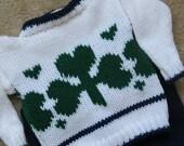 Luck 'O the Irish Sweater