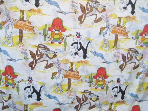 Looney Tunes Twin Bedding