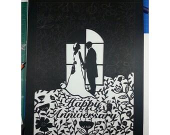 Custom Wedding Anniversary