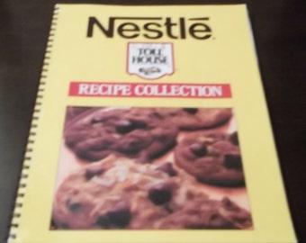 Nestle Toll House Recipe Collection bonus Crisco Cookie Collection Insert
