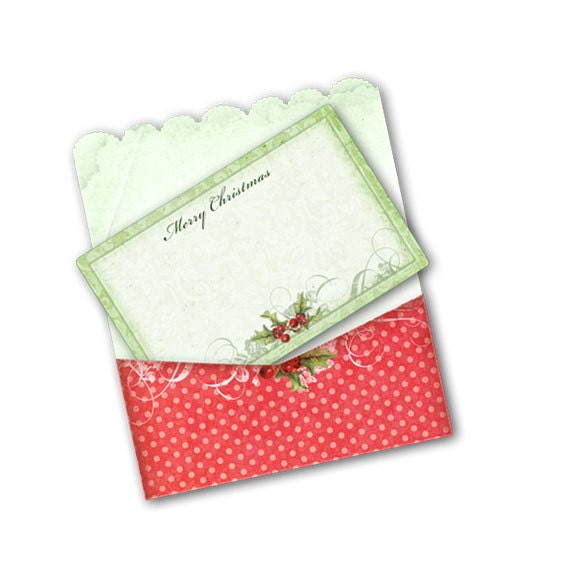 printable christmas envelopes items similar to printable envelopes and cards 2759