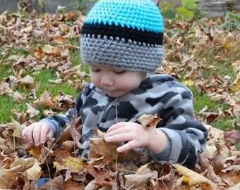 Crochet Child Hat-Boy