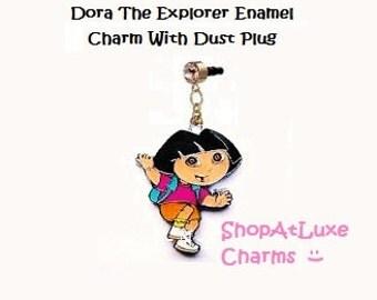 Dora The Explorer Charm