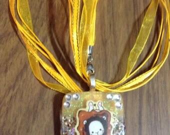 Sentimental circus Rio necklace