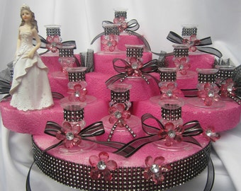 Sweet 16 Candle Holder Centerpiece or Cake Topper Keepsake
