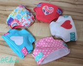 Cloth Baby Doll Diaper