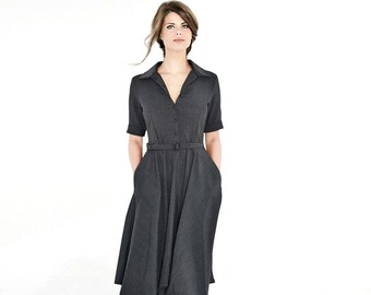 M.A.G.G.Y darkgrey dress