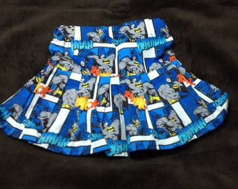 Batman Skirt size 2T