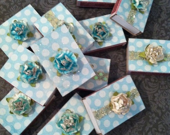Decorative Matchboxes