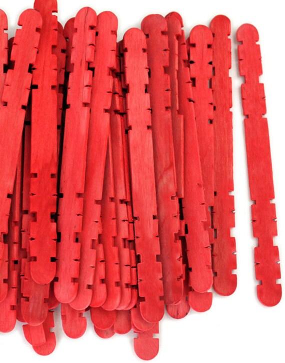 Red Popsicle Sticks Crafts