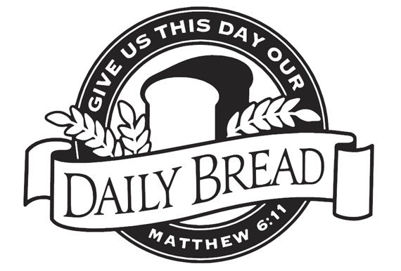 Items Similar To Mathew 6 11 Quot Give Us This Day Our Daily