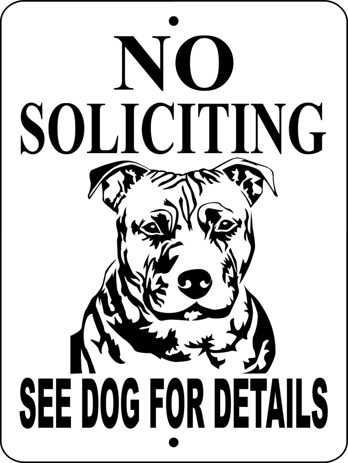 It is a picture of Fan Funny No Soliciting Sign Printable