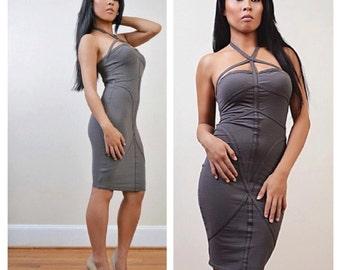 Tsprigg body-con dress