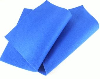 2 Felt Sheets, Dark Blue (544)