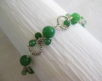Green Aventurine Dream Bracelet