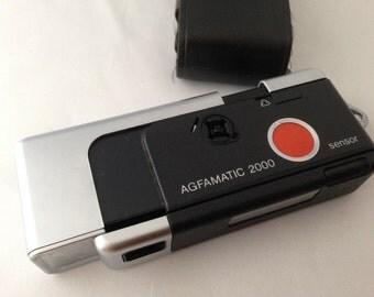 Agfa Agfamatic 2000 sensor Pocket Kamera Color Agnar
