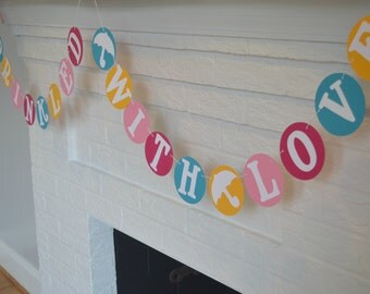 Sprinkled with Love Banner BRIGHT