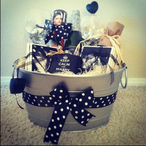 unique gift basket ideas for couples