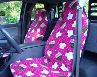 1 Set Of Tribal Print Car Seat Covers And The By Chailinsews