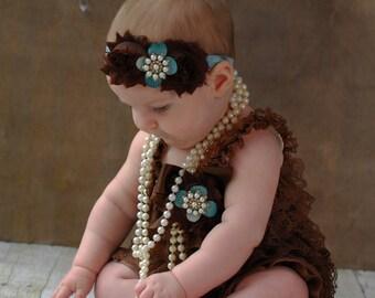 brown Lace Romper, Petti romper, Lace Petti Romper, Rich Chocolate Brown Lace Petti Romper, rompers, baby girls Rompers, Baby petti Rompers,