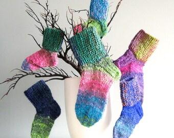 Tyke Hiker Socks  Knitting Pattern pdf
