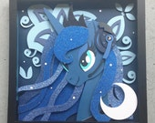 "12"" x 12"" Gamer Luna Shadowbox"