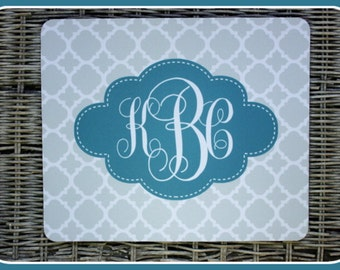 Personalized Mouse Pad, Personalized Mousepad, Monogrammed Mouse Pad, Monogrammed Mousepad, Custom Mouse Pad, Custom Mousepad, Mouse Pad