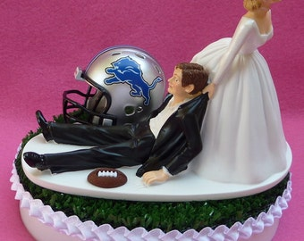 dallas cowboys themed wedding cake wedding cake topper dallas cowboys football themed by wedset 13318