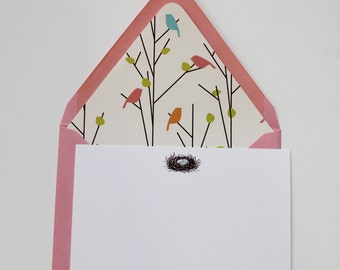 Personalized Stationery - A Sweet Tweet