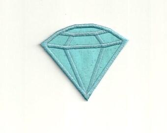 """Diamond Patch 3"""" Custom Made! AP102"""
