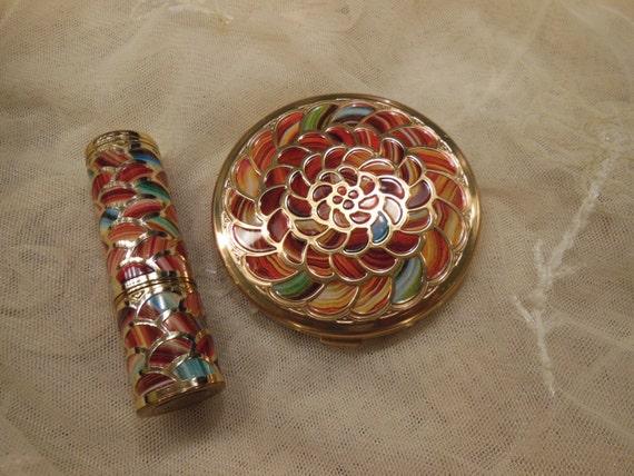 R serve joshie vintage guerlain rechargeable m t orite voyager for Rouge a levre guerlain miroir