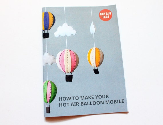 Baby Mobile Pattern How To Make Your Own Hot Air By
