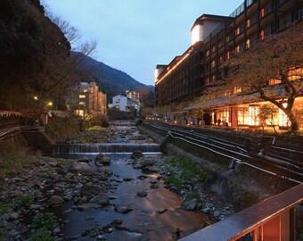 Hakone Japan Waterfall