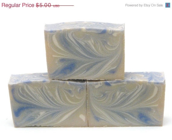 ON SALE Cool Man Handmade Vegan Soap, For Him