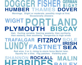 Personalised Shipping Forecast