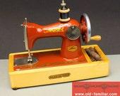 kids sewing machine Russia USSR