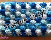 Cotton Scrub Sponge Pattern- Pattern Only-Detailed Pictures