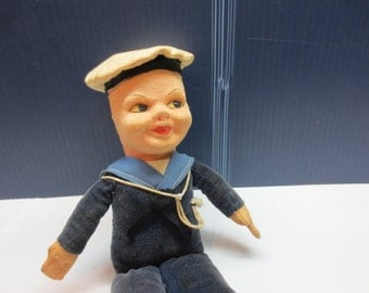 Nora Wellings Jollyboy Sailor 1930's