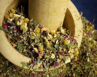 Ray of Sunshine Organic Herbal Blend for Uplifting Moods