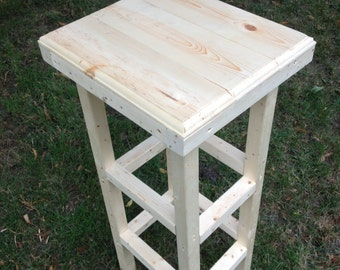 Customized Barstools Just for you!