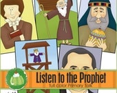 LISTEN to the PROPHET Primary Talk - Downloadable File