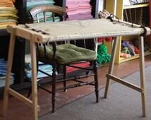 Solid Hardwood Cheticamp Rug Hooking Frame