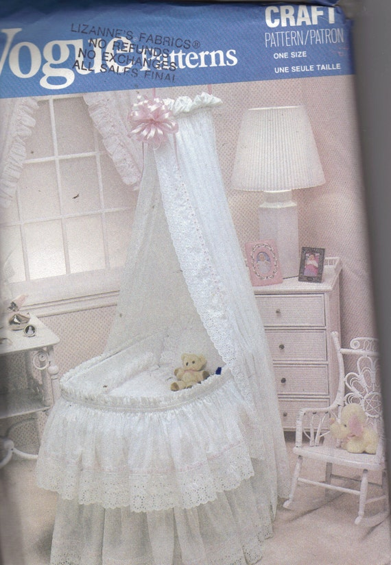 Bassinet Cover Pattern