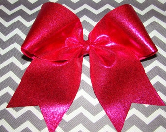 Pink Mystic Cheer Bow