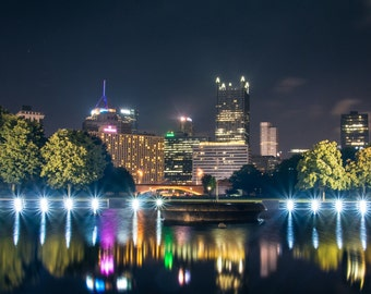 A City Reflected | Pittsburgh, PA