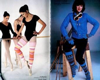 KNITTING Pattern Book - FAMILY SOCKS - Cable, Argyle, Slipper Socks, Ski Set, Highland Dancing Socks +++ More Original Kenyon Books