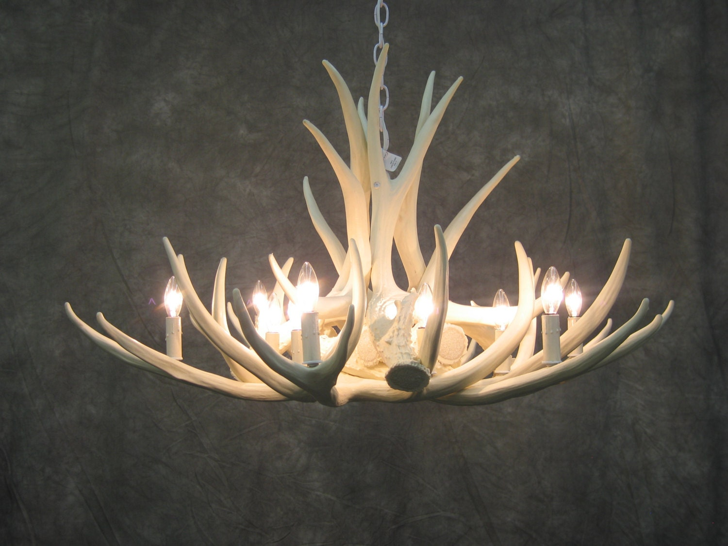 Antler Chandelier Deer Antler Chandelier D9 By TheShabbyAntler